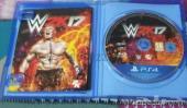 شريط بلايستيشن 4 المصارعة WWE 2K17