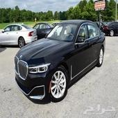 BMW 740I 2020 بي ام دبليو
