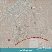 أرض للبيع في فرسان مخطط 1 من المالك