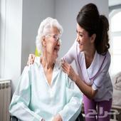 مساعدات تمريض فلبينين لرعاية كبار السن وما بع