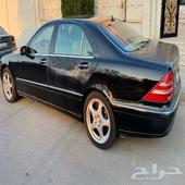 مرسيدس اس 320 2002 -- Mercedes-Benz S320 2002