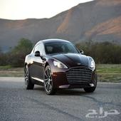 Aston Martin Rapide S استون مارتن رابيد اس