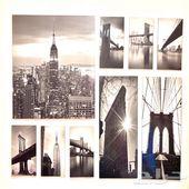 طقم 9 لوحات صور للبيع من ايكيا