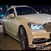 BMW 730 2016 تحت الضمان