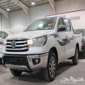تويوتا هايلكس GLX2 فل بنزين سعودي 2021