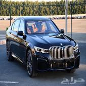 عروض شهر رمضان من الوئام BMW 730 2021 اصفار