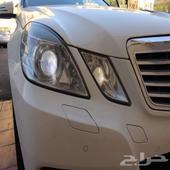 مرسيدس E200 موديل 2011 فل كامل