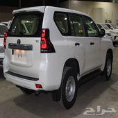 برادو TX1 ديزل 2020 سعودى
