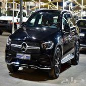 مرسيدس GLC 200 SUV زيرو 2020 ب 215 الف