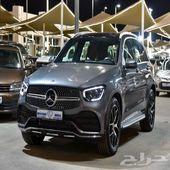 مرسيدس GLC 200 SUV فول 2020 اصفار 215 الف