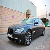 BMW 750 Li 2009 للبيع