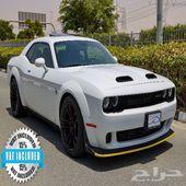 Dodge Challenger Hellcat WIDEBODY 6.2L 2020