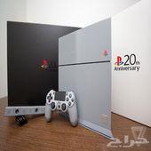 سوني 4 نسخة 20 عام