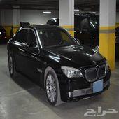 BMW الفئة السابعة للبيع