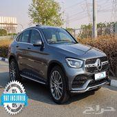 Mercedes GLC300 VIP AMG 4Matic GCC 0km 2020