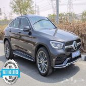 2020 Mercedes GLC300 VIP AMG 4Matic GCC 0km
