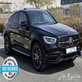 2020 Mercedes GLC300 VVIP AMG 4 Matic GCC 0k