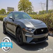 Mustang GT Premium Blk Edition 0km GCC 2020