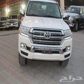 لاندكروزر - GXR - V6 - 2021 - وارد البحرين