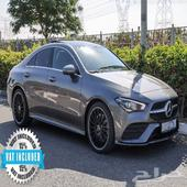 Mercedes CLA220 AMG 2020   GCC  0 KM