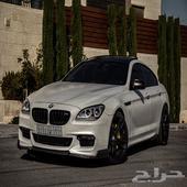BMW 650 طلبية خاصة