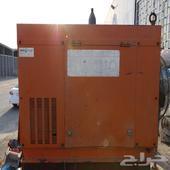 ماطور كهرباء ديزل كاتم صوت كابوتا 15 كيلو