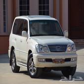 لكزس LX570 2001