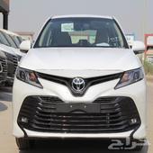 كامري GLE V4 بنزين ابيض لؤلؤي سعودي 2020