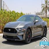 Mustang GT Premium 5.0 Digital cluster 2020
