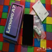جوال لينوفو A7 إستخدام أسبوع للبيع ب200ريال