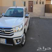 هايلوكس 2016 فل كامل بصمة سعودي