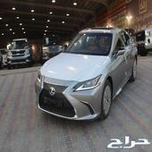 لكزس - ES300h - 2021 -هايبرد - سعودي