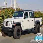 2020 Jeep Gladiator Sport 4X4 3.6 L V6 GCC 0km