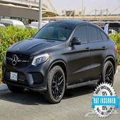 2019 Mercedes-Benz GLE 43 AMG GCC COUPE