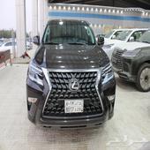 لكزس جي اكس 460 موديل 2020 سعودى