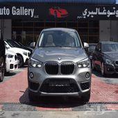 BMW X1 SDrive 2.0 2016 GCC