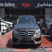 Mercedes-Benz E 300 AMG 2016 GCC