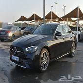 مرسيدس E 300 خليجي فول 2021 زيرو 305 الف درهم