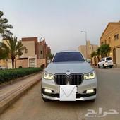 بي ام BMW - 740- 2016فل كامل مواصفات خاصه