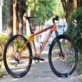 دراجات هجين وجبلي