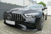 مرسيدس GT 43 AMG موديل 2019 ب 458 الف