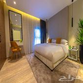 شقة فاخرة للايجار ذي ريزدينس العليا الرياض