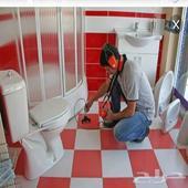 كشف تسربات المياه تسريبات حمام سطح خزان شبكات