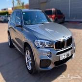 BMW X5 M kit 2015 نظيف جدا
