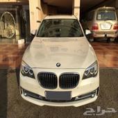 بي ام دبليو BMW730Li بودي وكالة نظيف جدا