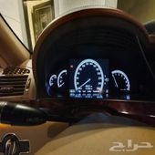 مرسيدس جفالي 2011 S300 استخدام حشمه