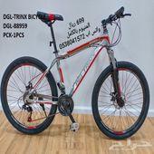 دراجات هوائية رياضية و سياكل ترنكس وافربست