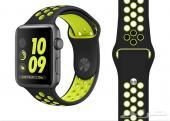 عرض اسوراتين 400 ريال Apple Watch مقاس 42-38