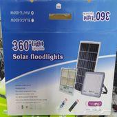 كشاف الطاقة الشمسية 600 وات