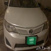 للبيع تويوتا كامري موديل 2013 GL سعودي